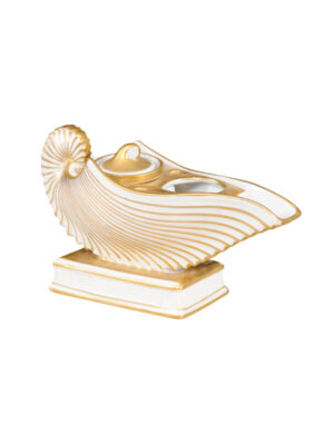Porcelain Inkwell in Shell-Form