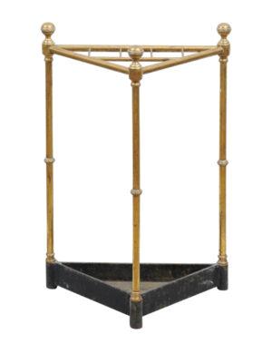 Vintage Brrass Umbrella Stand