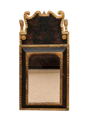 18th C. Dutch Chinoiserie Mirror