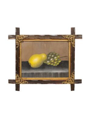 19th C Framed Still Life Painting