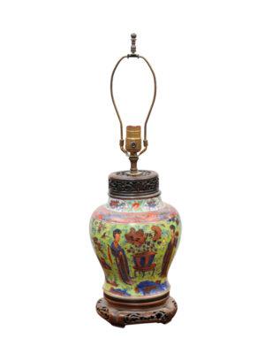 Clobberware Ginger Jar Lamp