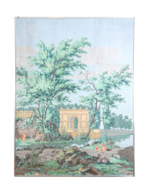 Zuber Wallpaper Landscape Panel