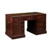George III Mahogany Architect's Desk